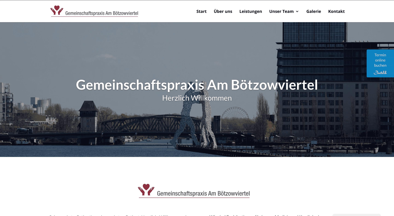 Website erstellen lassen Berlin